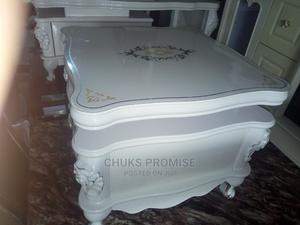 Small Center Table With Drawers Glass | Furniture for sale in Edo State, Benin City