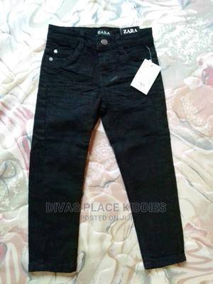 Kiddies Black Jeans | Children's Clothing for sale in Lagos State, Amuwo-Odofin