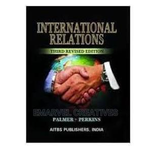 International Relations by Palmers Perki | Books & Games for sale in Lagos State, Surulere