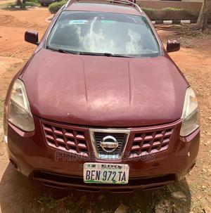 Nissan Rogue 2008 SL 4WD Red   Cars for sale in Edo State, Benin City