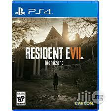Resident Evil 7 Ps4 Playstation 4 | Video Game Consoles for sale in Lagos State, Ikeja
