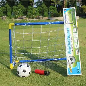 Folding Mini Football Soccer Goal   Sports Equipment for sale in Lagos State, Eko Atlantic