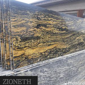 Italian Fusion Gold Marble/Granite Slab for Staircase. | Building Materials for sale in Lagos State, Orile