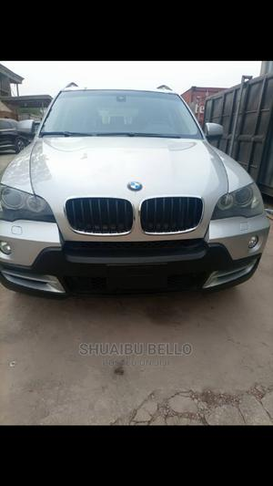 BMW X5 2008 3.0si Activity Silver | Cars for sale in Abuja (FCT) State, Central Business District