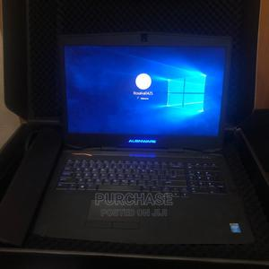 Laptop Alienware M17x R2 8GB Intel Core I7 SSHD (Hybrid) 1T   Laptops & Computers for sale in Lagos State, Ikeja