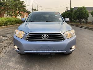 Toyota Highlander 2008 Limited Blue | Cars for sale in Lagos State, Magodo