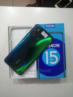 Tecno Camon 15 Air 64 GB Green | Mobile Phones for sale in Abuja (FCT) State, Wuse 2