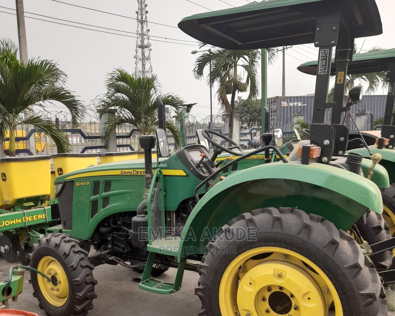 Archive: Brand New John Deere 45hp Tractor.