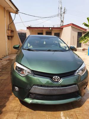 Toyota Corolla 2014 Green   Cars for sale in Ogun State, Abeokuta South