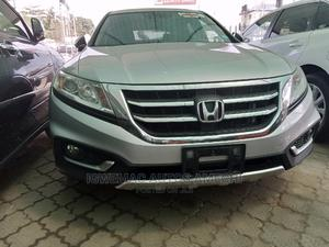 Honda Accord CrossTour 2013 EX-L W/Navigation AWD Silver | Cars for sale in Lagos State, Amuwo-Odofin