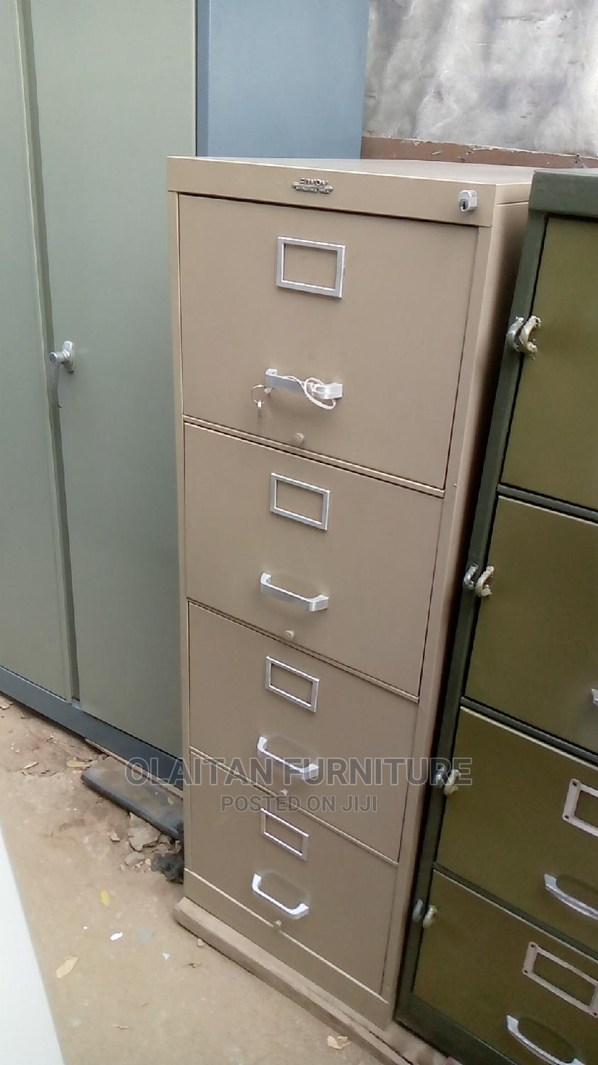 Quality 4 Drawer Office Cabinet