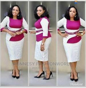 Trendy Female Quality Fitted Gown | Clothing for sale in Lagos State, Ikeja