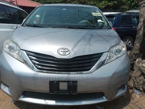 Toyota Sienna 2013 L FWD 7 Passenger Silver | Cars for sale in Lagos State, Amuwo-Odofin