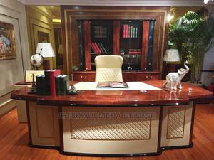 Super Executive Office Table and Chair. | Furniture for sale in Abuja (FCT) State, Wuse 2