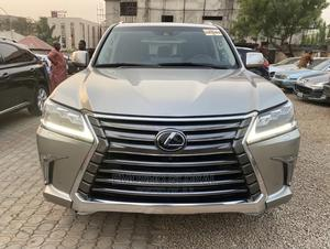 Lexus LX 2018 570 Three-Row Gold | Cars for sale in Abuja (FCT) State, Wuse 2