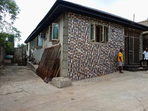 Lovely 4 Bedroom Bungalow Self Living Compound at Magboro V.   Houses & Apartments For Sale for sale in Ogun State, Obafemi-Owode