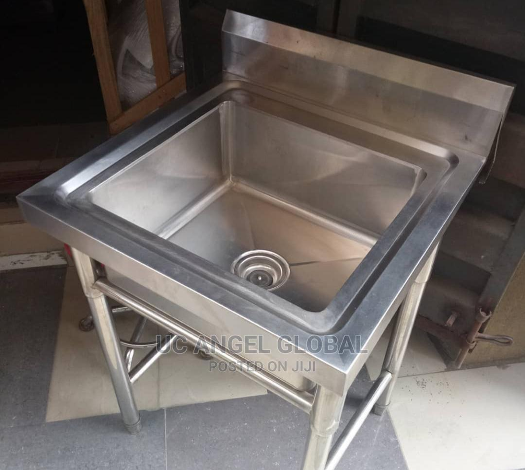 Archive: Stainless Steel Sink