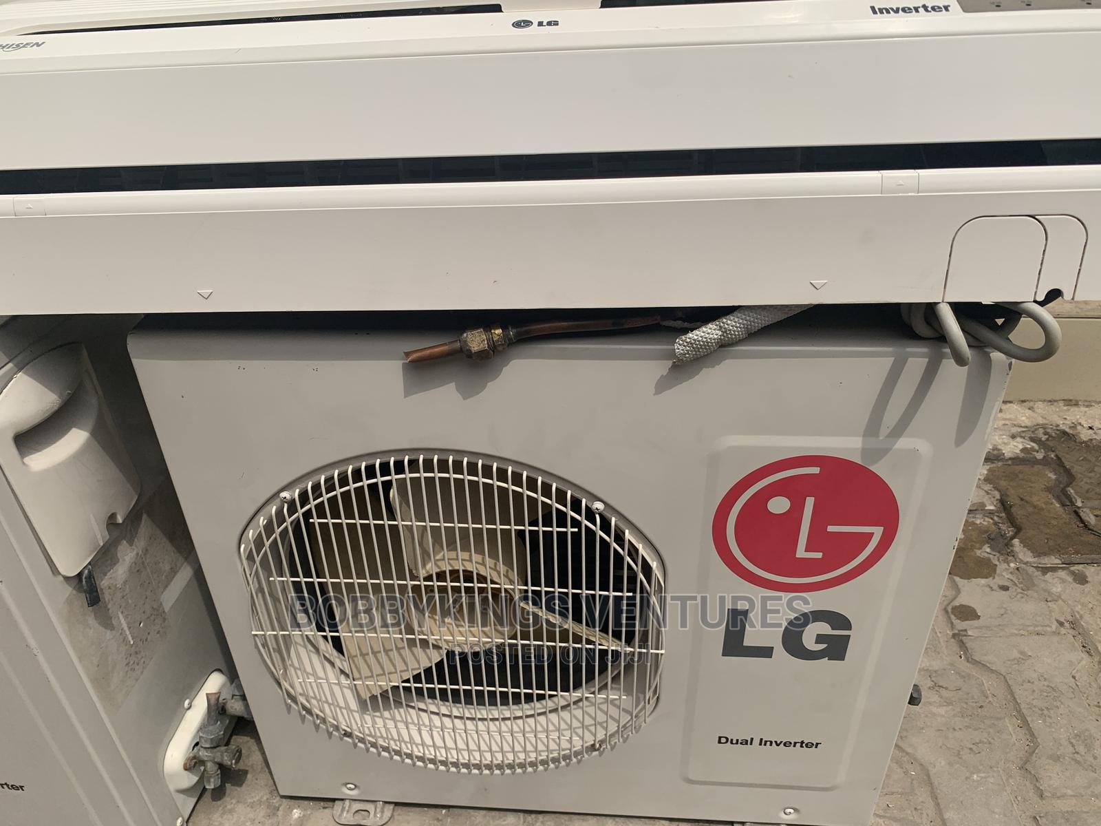LG Inverter Split Unit 1hp | Home Appliances for sale in Ajah, Lagos State, Nigeria