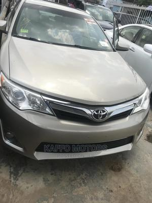 Toyota Camry 2013 Gold | Cars for sale in Lagos State, Ikeja