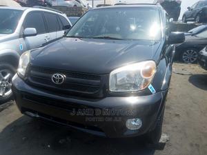 Toyota RAV4 2005 Black | Cars for sale in Lagos State, Apapa