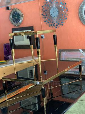 Versace Glass Center Table   Furniture for sale in Lagos State, Ikoyi