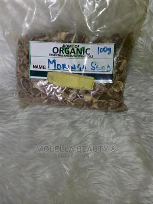 Organic Moringa Seed 100g | Skin Care for sale in Lagos State, Abule Egba