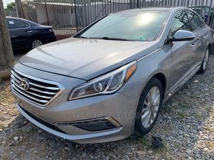 Hyundai Sonata 2015 Gray | Cars for sale in Lagos State, Ikeja