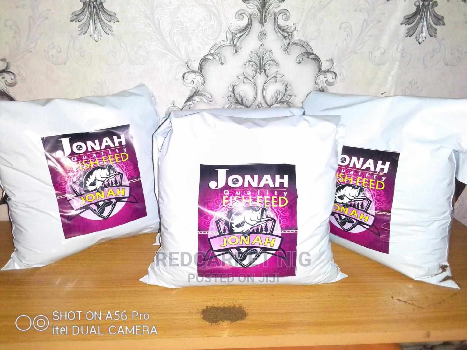 Fish Feed 0.5mm | Feeds, Supplements & Seeds for sale in Alimosho, Lagos State, Nigeria