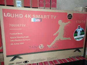 Original LG 70 Inches Smart UHD | TV & DVD Equipment for sale in Lagos State, Ajah