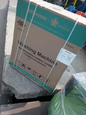 Hisense Washing Machine 7.Kg   Home Appliances for sale in Lagos State, Mushin
