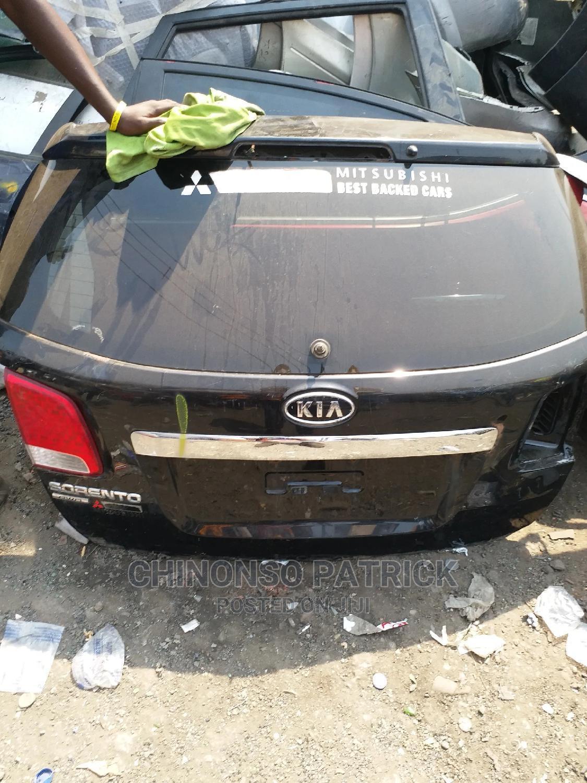 Kia Sorento 2012 Model Trunk (Boot)