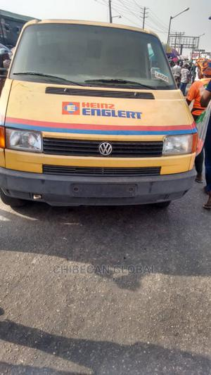 Volkswagen T4 Transporter 2002 Yellow | Buses & Microbuses for sale in Lagos State, Apapa