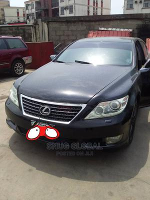 Lexus LS 2010 460 Black   Cars for sale in Lagos State, Ikeja