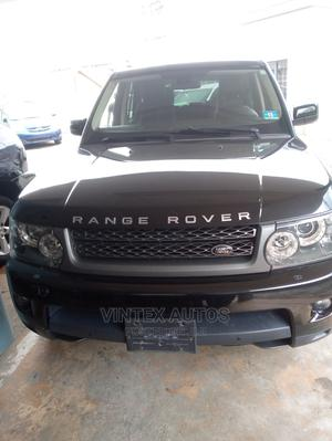 Land Rover Range Rover Sport 2011 HSE 4x4 (5.0L 8cyl 6A) Black   Cars for sale in Lagos State, Amuwo-Odofin