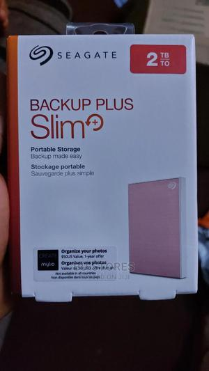 Seagate Backup Plus Slim 2TB External Hard Drive   Computer Hardware for sale in Oyo State, Ibadan