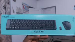 Logitech MK220 Wireless Keyboard and Mouse Combo | Computer Accessories  for sale in Oyo State, Ibadan