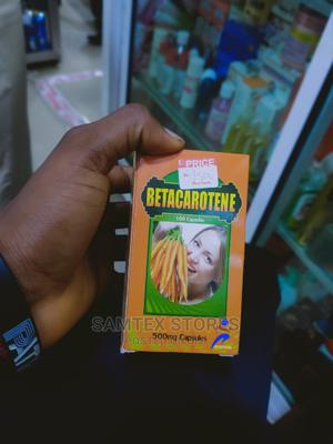 Beta Carotene Capsules   Vitamins & Supplements for sale in Lagos State, Agege