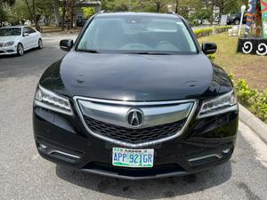 Acura MDX 2016 Black   Cars for sale in Lagos State, Maryland
