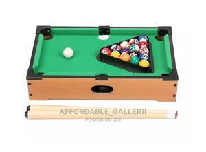 Portable Mini Pool Table | Books & Games for sale in Lagos State, Ifako-Ijaiye