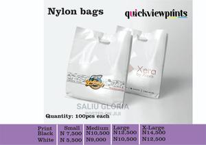Nylon Bags   Printing Services for sale in Abuja (FCT) State, Durumi