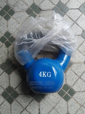 4kg Training Kettlebell | Sports Equipment for sale in Lagos State, Surulere