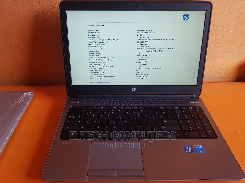 Laptop HP 650 G1 4GB Intel Core i5 HDD 500GB