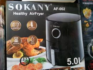Sokany Air Fryer | Kitchen Appliances for sale in Lagos State, Lagos Island (Eko)