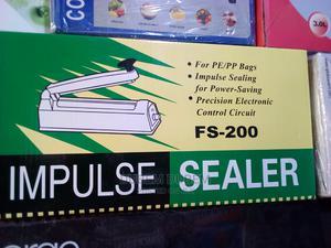 Impulse Sealer | Kitchen Appliances for sale in Lagos State, Lagos Island (Eko)