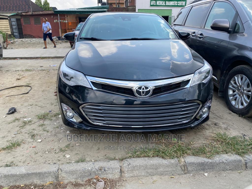 Archive: Toyota Avalon 2015 Blue