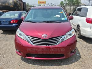 Toyota Sienna 2012 LE 7 Passenger Red | Cars for sale in Lagos State, Yaba