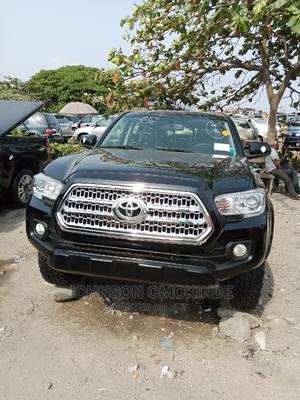 Toyota Tacoma 2018 Limited Black | Cars for sale in Lagos State, Apapa
