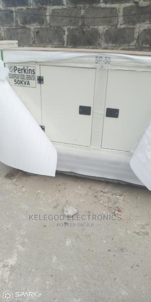 50kva Soundproof Diesel Generator | Electrical Equipment for sale in Lagos State, Gbagada