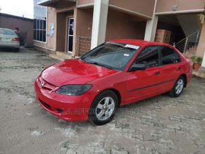 Honda Civic 2005 1.4i Sport Red   Cars for sale in Edo State, Benin City