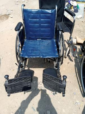 Wheel Chair | Medical Supplies & Equipment for sale in Lagos State, Ojota